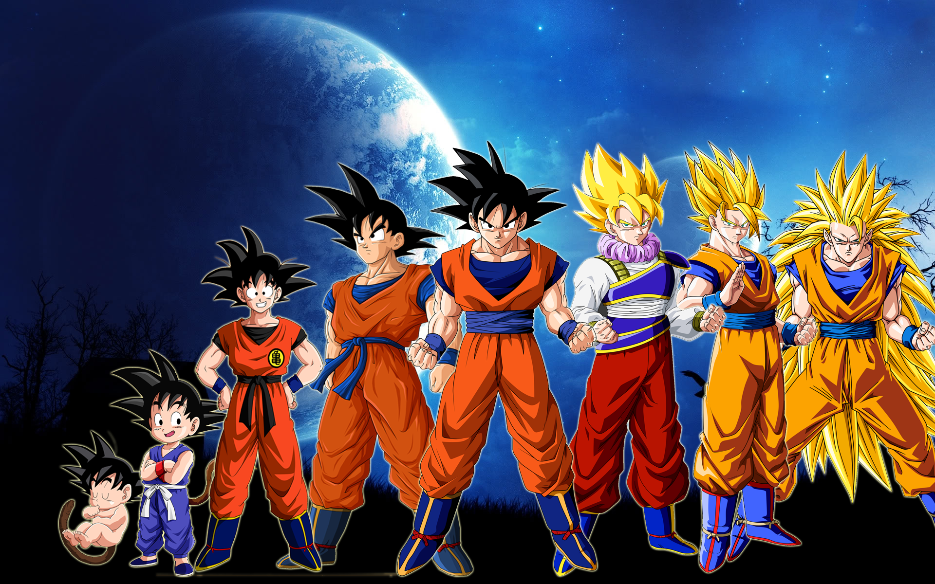 dbz images dbz hd wallpaper and background photos (35427193)