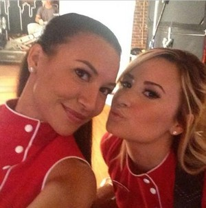 Demi And Naya