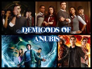 Demigods of Anubis
