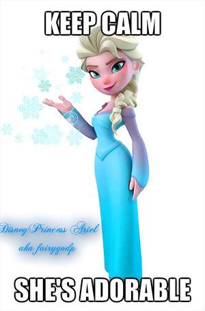 ডিজনি Infinity Elsa