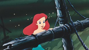 Дисней Princess Screencaps - Princess Ariel