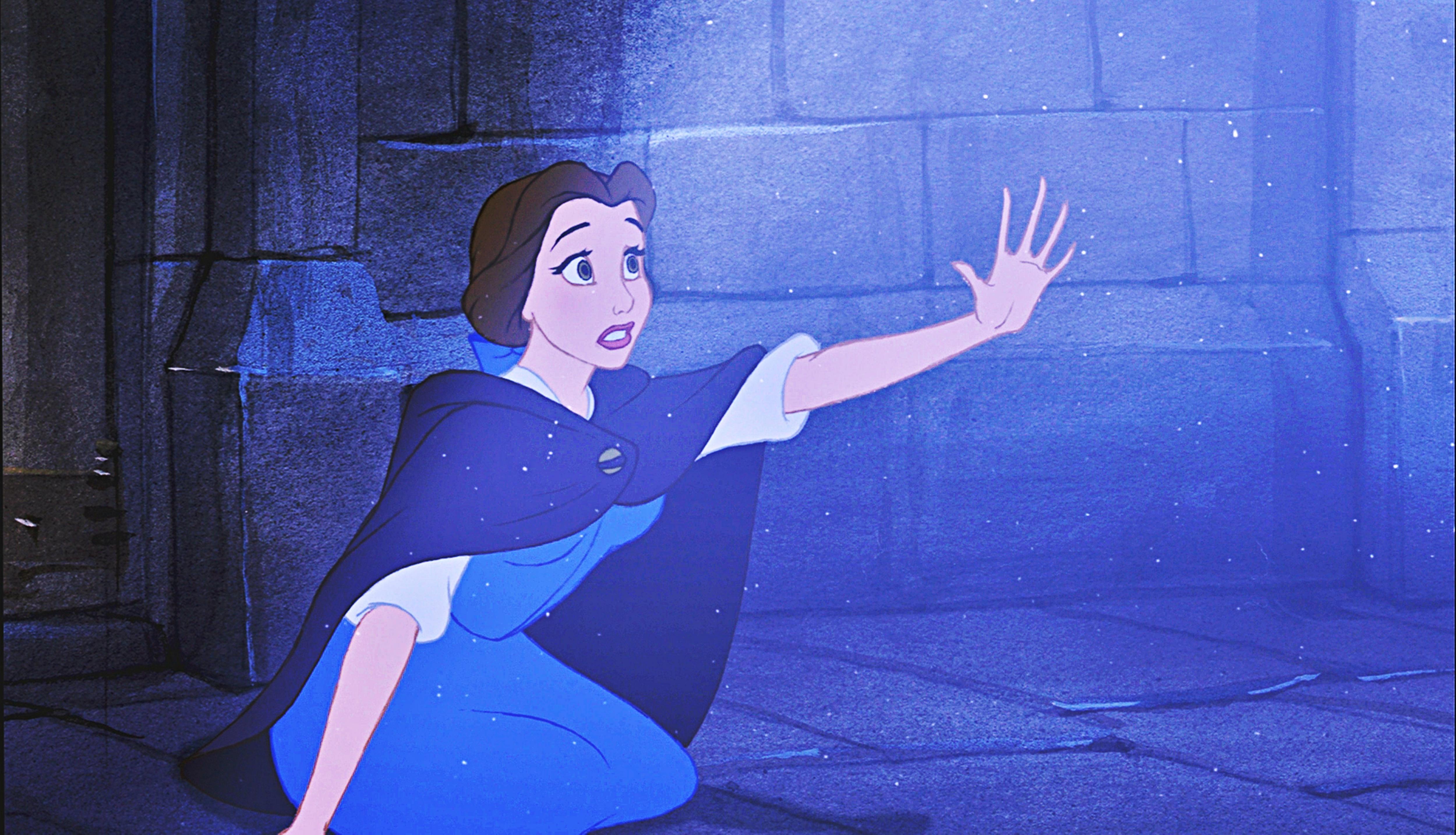डिज़्नी Princess Screencaps - Princess Belle