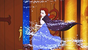 डिज़्नी Princess Screencaps - Princess Belle