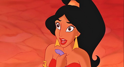 Disney Princess wallpaper possibly containing anime titled Disney Princess Screencaps - Princess Jasmine
