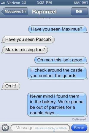 disney text messages