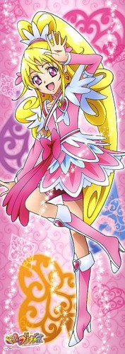 pretty cure wallpaper probably containing anime called Doki Doki