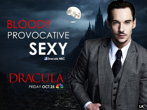 Dracula NBC fondo de pantalla containing a business suit, a suit, and a well dressed person titled Dracula NBC fondo de pantalla