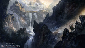 Dragon Age: Inquisition Concept Art