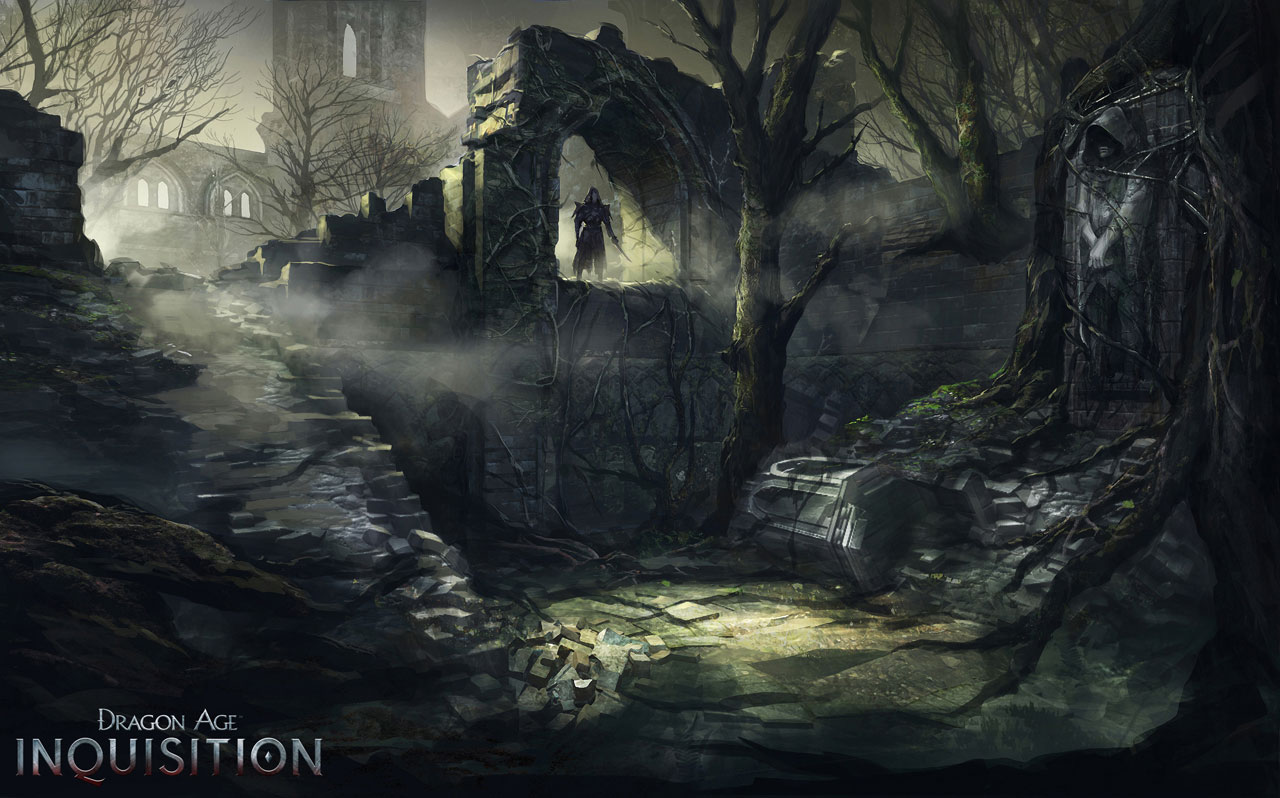 Dragon Age Origins Images Inquisition Concept Art HD Wallpaper And Background Photos