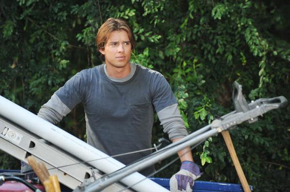 Drew as Jason DiLaurentis