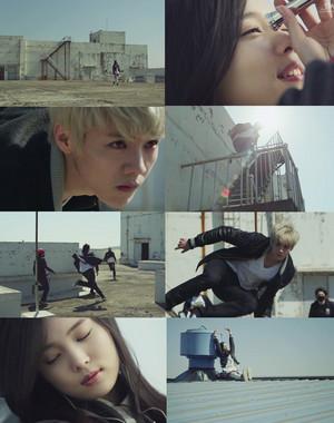 EXO-Wolf-Drama Version