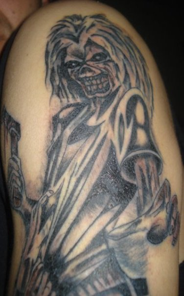 Eddie Tattoo