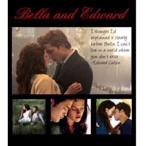 Sacred_Love1550 वॉलपेपर containing ऐनीमे called Edward and Bella