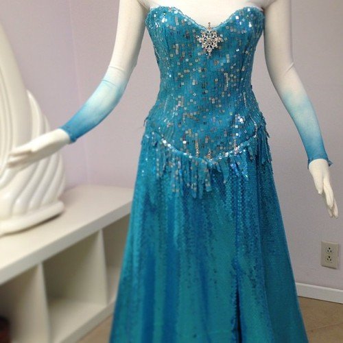 Frozen images Elsa costume wallpaper and background photos (35485970)