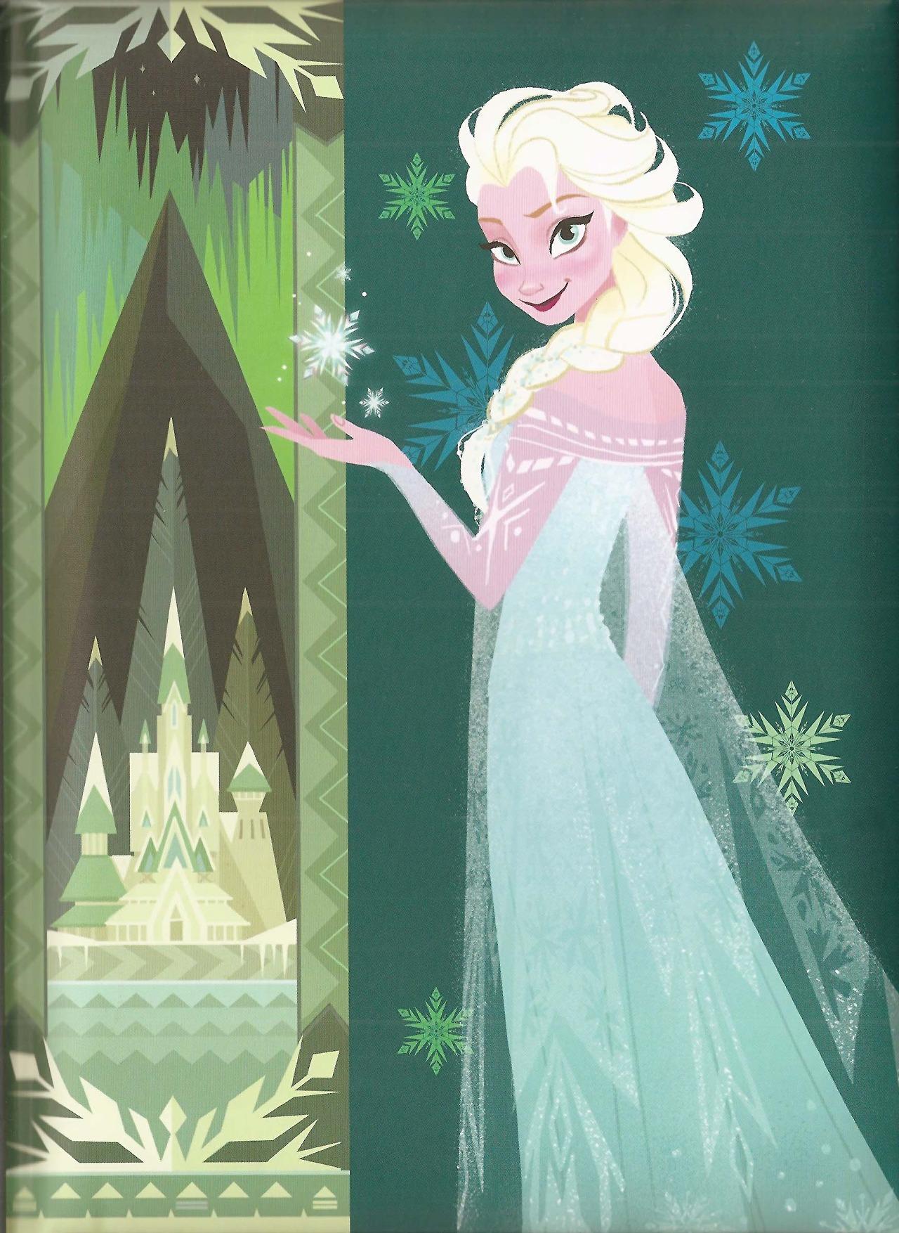 snow queen elsa frozen - photo #32