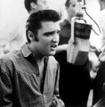 Elvis In The Recording Studio - elvis-presley photo