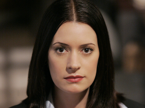 Criminal Minds wallpaper with a portrait titled Emily Prentiss