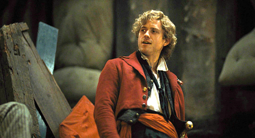 Les Miserables wolpeyper entitled Enjolras