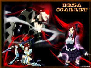 Erza Scarlet Titania