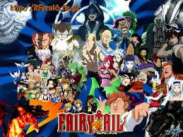 Fairy Tail XD