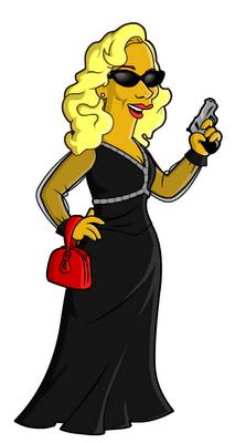 Fanart sa pamamagitan ng Springfield Punx