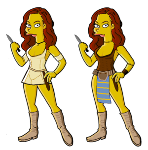 Fanart 由 Springfield Punx
