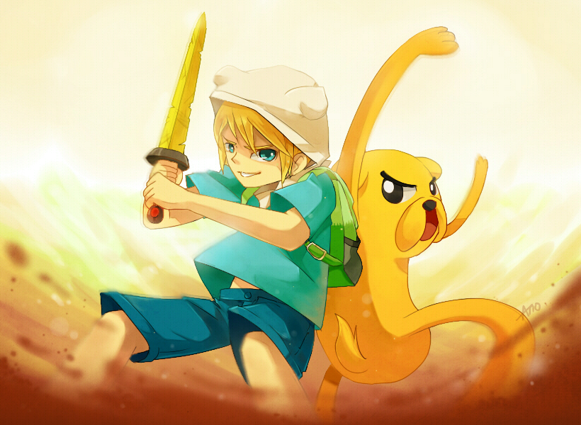 Hora De Aventura Imágenes Finn And Jake Hd Fondo De Pantalla And