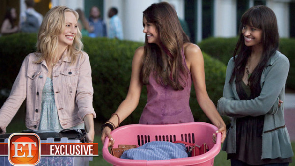 "Candice in TVD Season 5 Premiere ""I Know What anda Did Last Summer"""