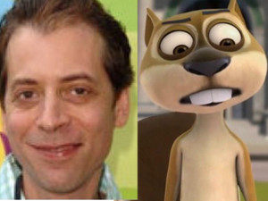 fred & the voice actor fred Stoller