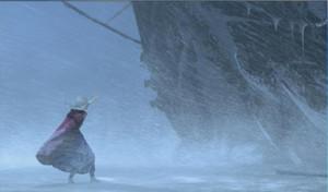 Frozen Book Screencaps