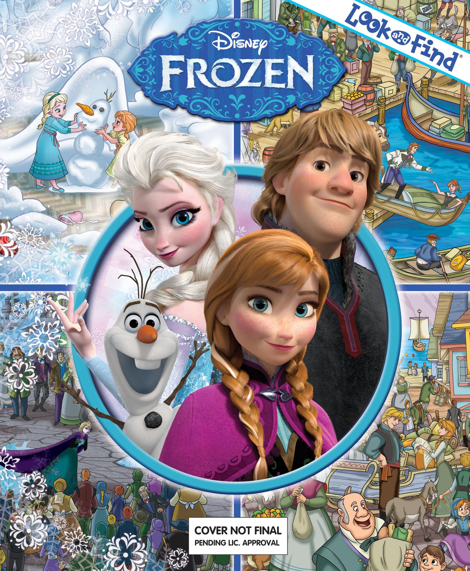 Frozen Books Frozen Photo 35400418 Fanpop