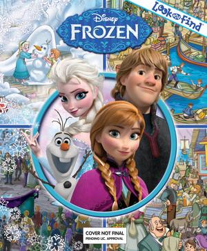 Frozen buku