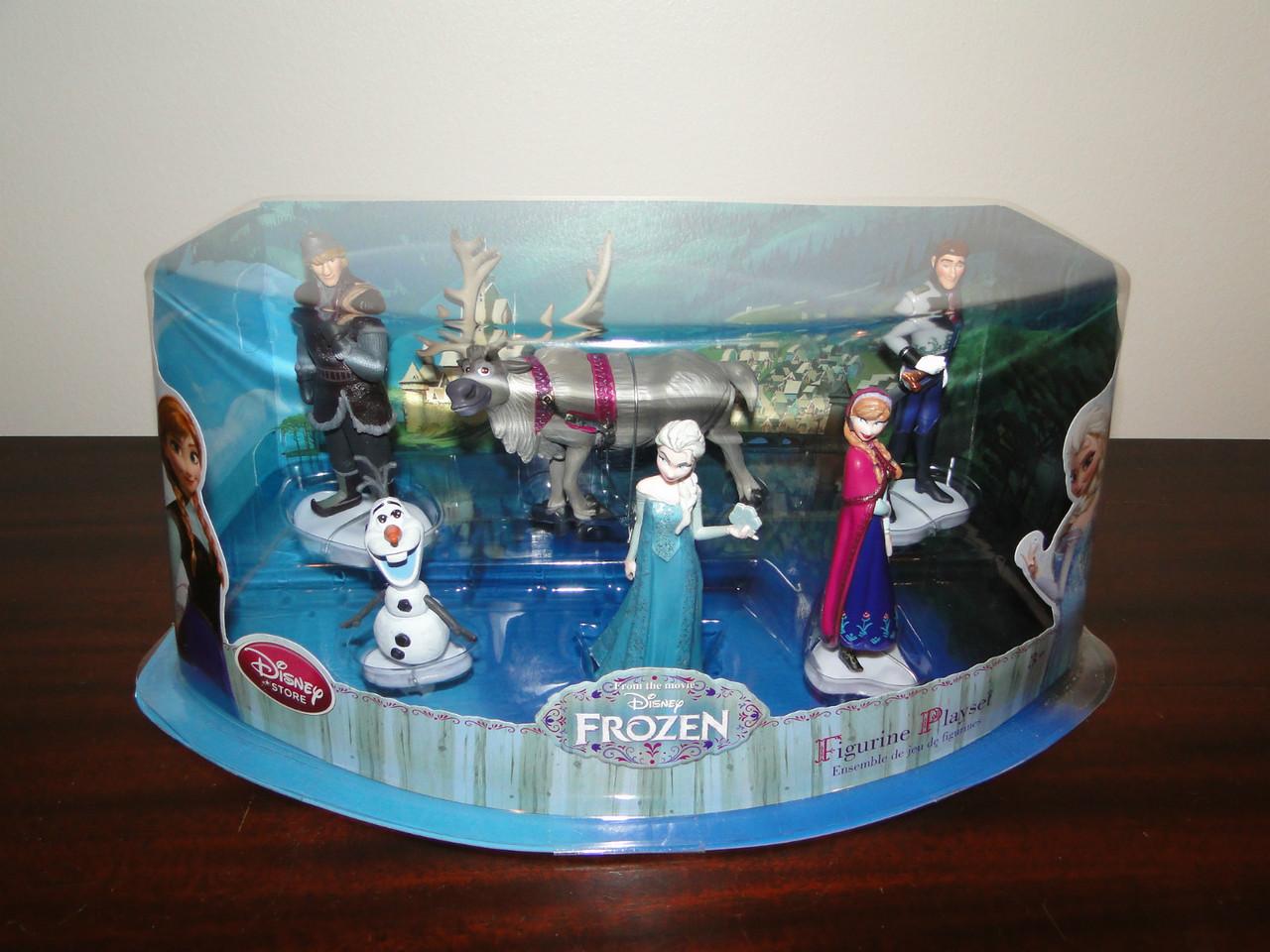 겨울왕국 Figurine Playset