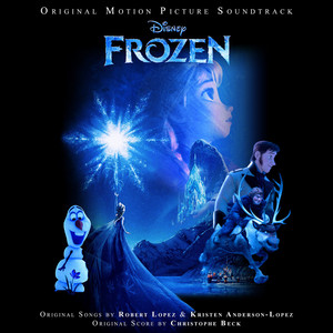 Frozen OST Album Cover 2 (Fan made)