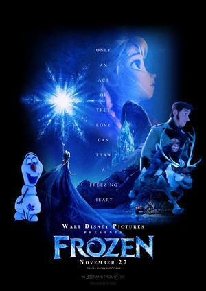 Frozen Poster (Fan made)