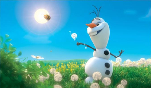 Childhood Animated Movie Heroines karatasi la kupamba ukuta probably containing a meteorological balloon titled Frozen