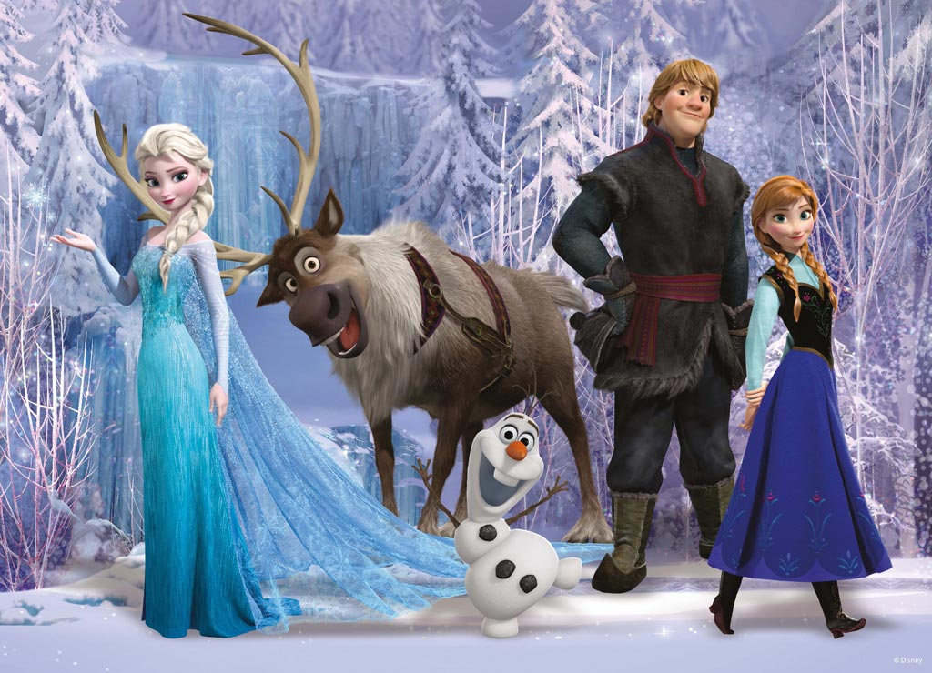 Disney princess frozen