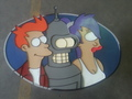 Futurama Metal Art Work!