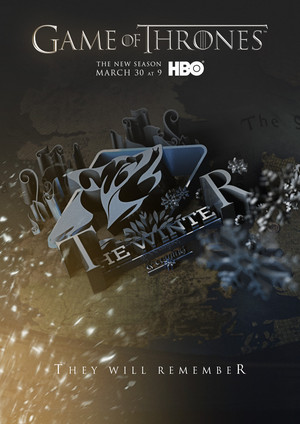 Game Of Thrones - Season 4 - Poster