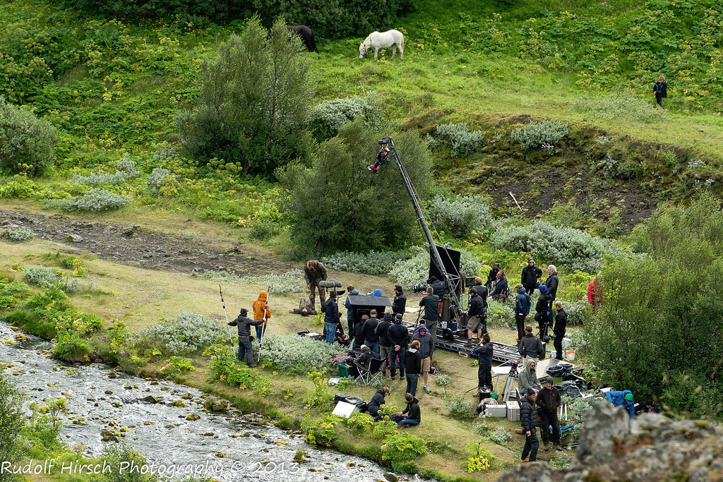 Game of Thrones- Season 4 - Filming in Iceland