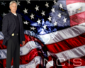 ncis - Gibbs Flag wallpaper