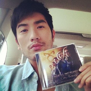 Godfrey + CoB Soundtrack