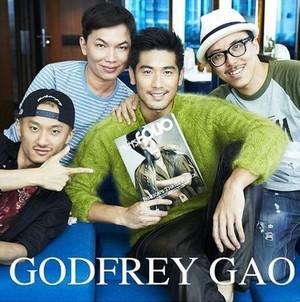 Godfrey for Men's Folio [September '13]