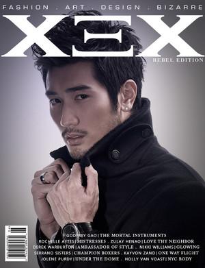 Godfrey for XEX Magazine