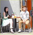 Grace Phipps & Garrett Clayton: Venice Beach Lunch - garrett-clayton photo