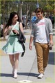 Grace Phipps & Garrett Clayton: Venice Beach Lunch