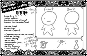 Guardian character perfil