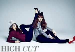 HIGH CUT (September 2013)