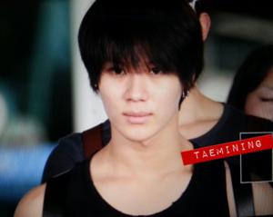 027e2754 Taemin's Leather Pant - Lee Taemin Foto (35883194) - Fanpop