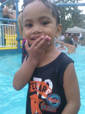 Happy 3rd Birthday baby Ixtlan
